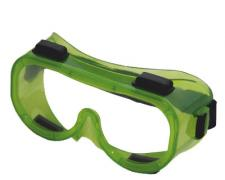 Очки защитные закрытые с прямой вентиляцией ЗH4 ЭТАЛОН