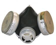 Респиратор газозащитный РПГ-67 марок А1B1P1 марок В1